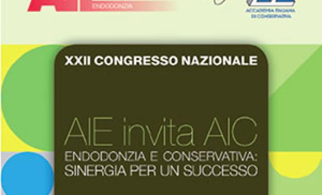 Endodonzia e conservativa  <br />riunite in un unico congresso