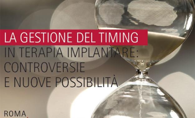 Convegno Nobel: la gestione <br />del timing in terapia implantare
