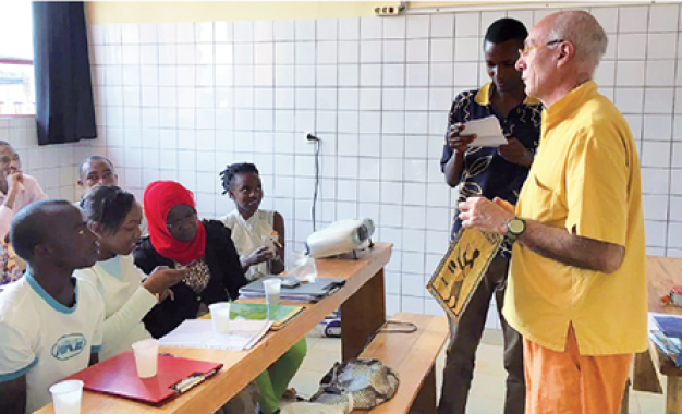Smom onlus, al via la selezione <br />di un odontoiatra <br />per il progetto in Burundi