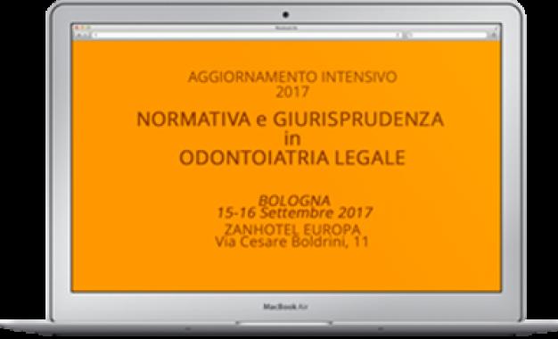 Corso su normativa e giurisprudenza <br />in odontoiatria legale