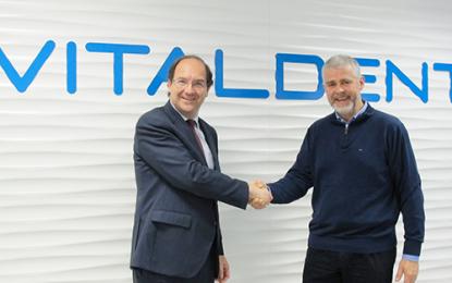 Vitaldent nomina Luigi Ferrando in qualità di presidente e direttore generale in Italia