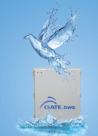 Utilizzando il sistema DWS si hanno tre vantaggi immediati: - eliminazione della carica microbica presente nelle acque e negli aerosol che circolano nei condotti idrici del riunito,