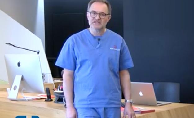 Leonello Biscaro presenta il corso Sidp <br>sul malposizionamento implantare