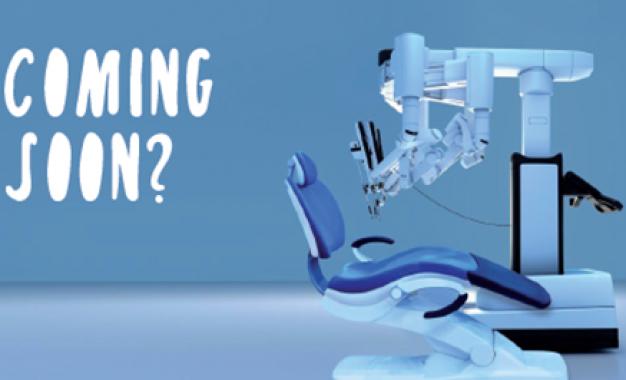 Odontoiatria robotica: dal braccio <br>chirurgico ai micro e nano-robot